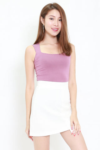 Queen Anne Top (Lavender)