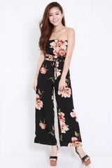 Sakura Tube Jumpsuit