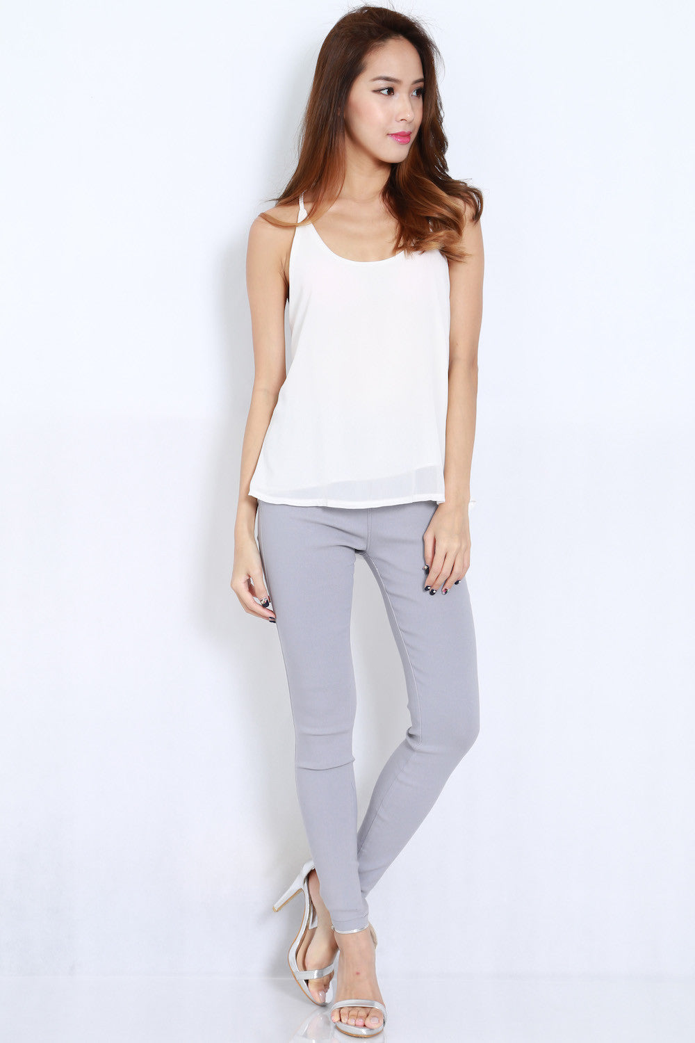 Fitting Jeans (Grey) -  - 5