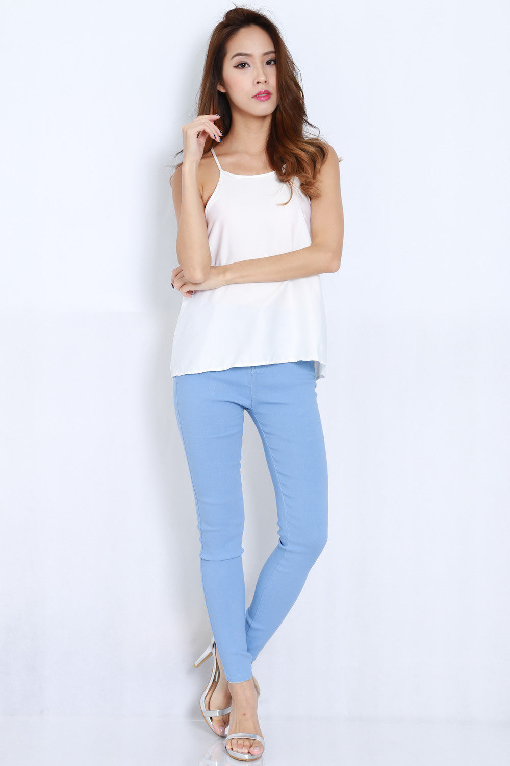 Fitting Jeans (Blue) -  - 4