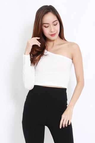 Toga Long Sleeve Top (White)