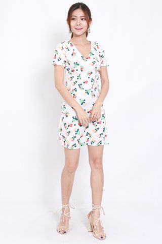 Tutti Floral Shift Dress