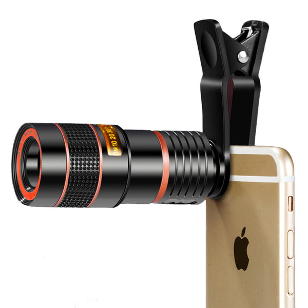 Optical Telescope for Cellphone
