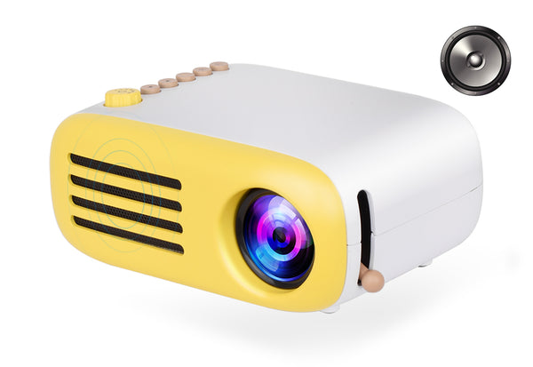 YG200 Mini LED Pocket Projector