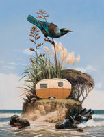 Freedom camper by Barry Ross Smith