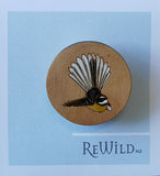 Native brooches by ReWild