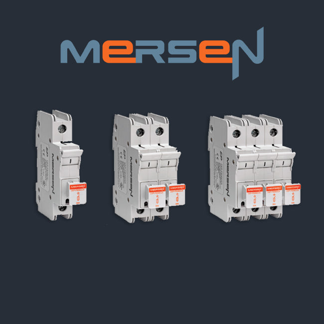 Mersen's Compact Fused Disconnect