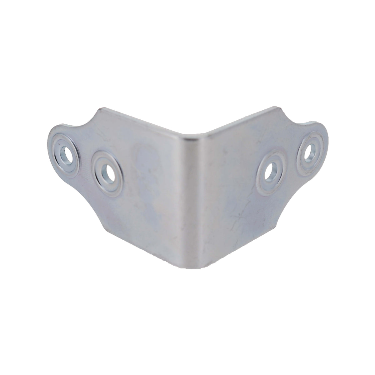 Four-Hole Clamp With Rivet Protectors