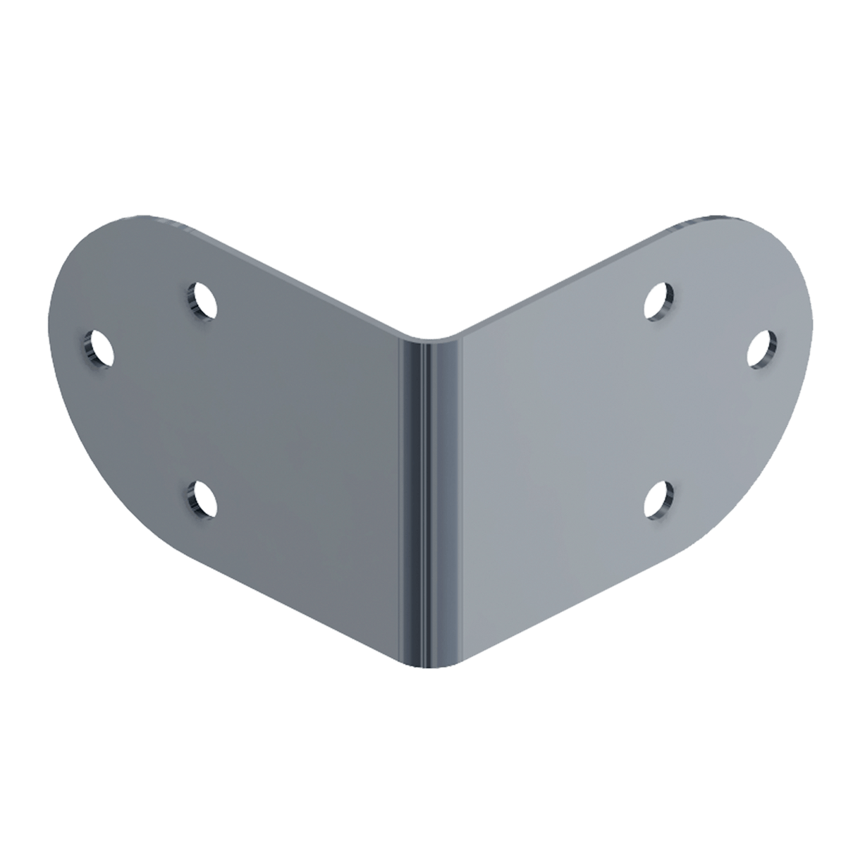 Large Six-Hole Clamp