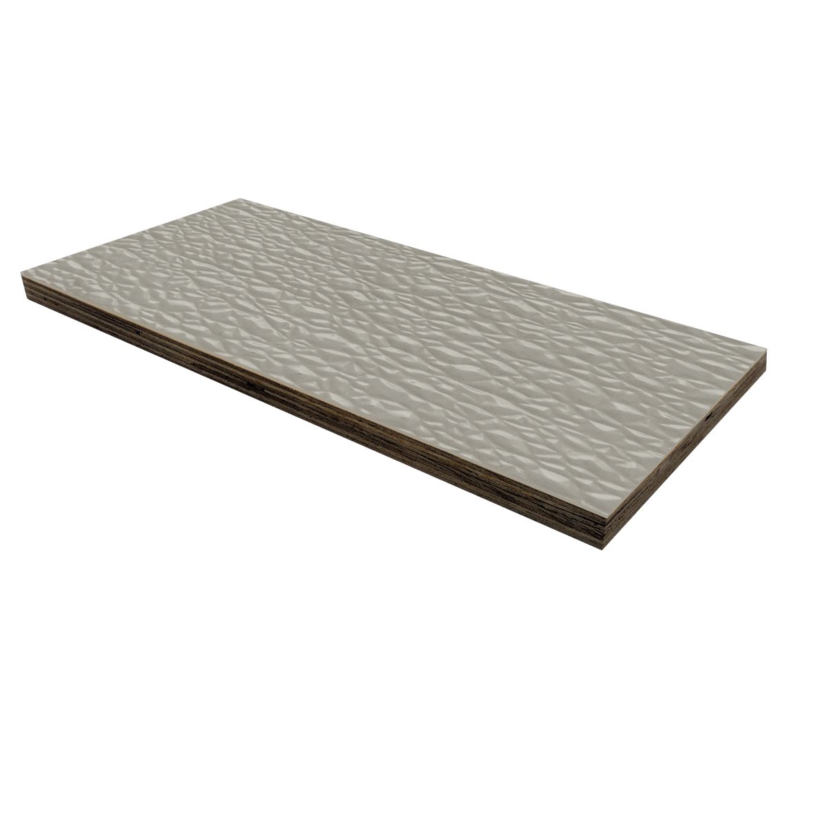 "1/2"" Textured Fiberglass (FRP) Laminate - White"