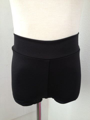 Details Basic Shorts: Matte Black