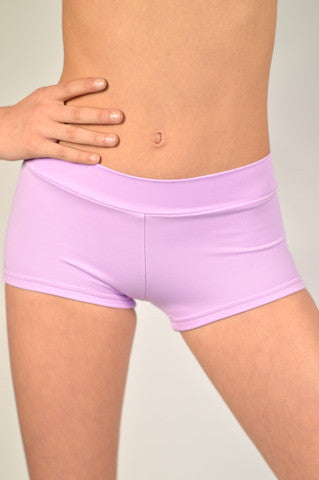French Lavender Shorts (lined)