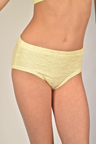 My Buttercup Lace Low Briefs