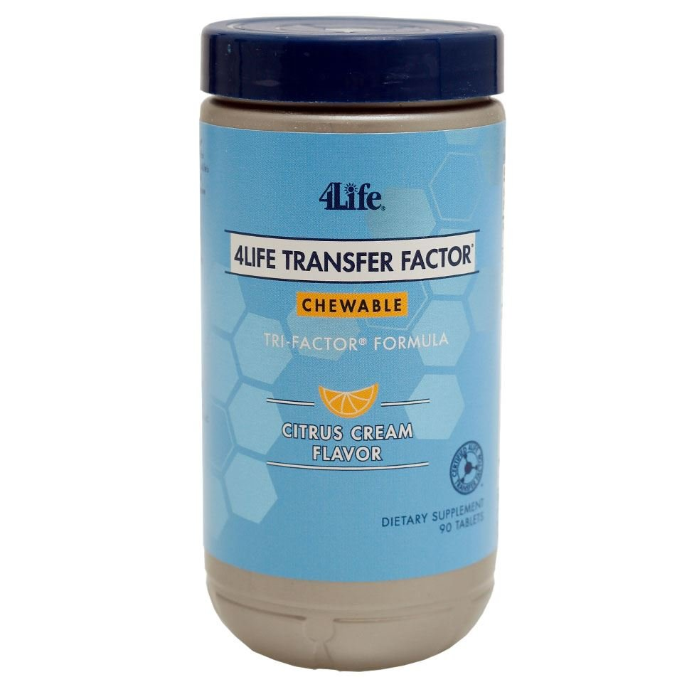 <transcy>Transfer Factor Masticable</transcy>