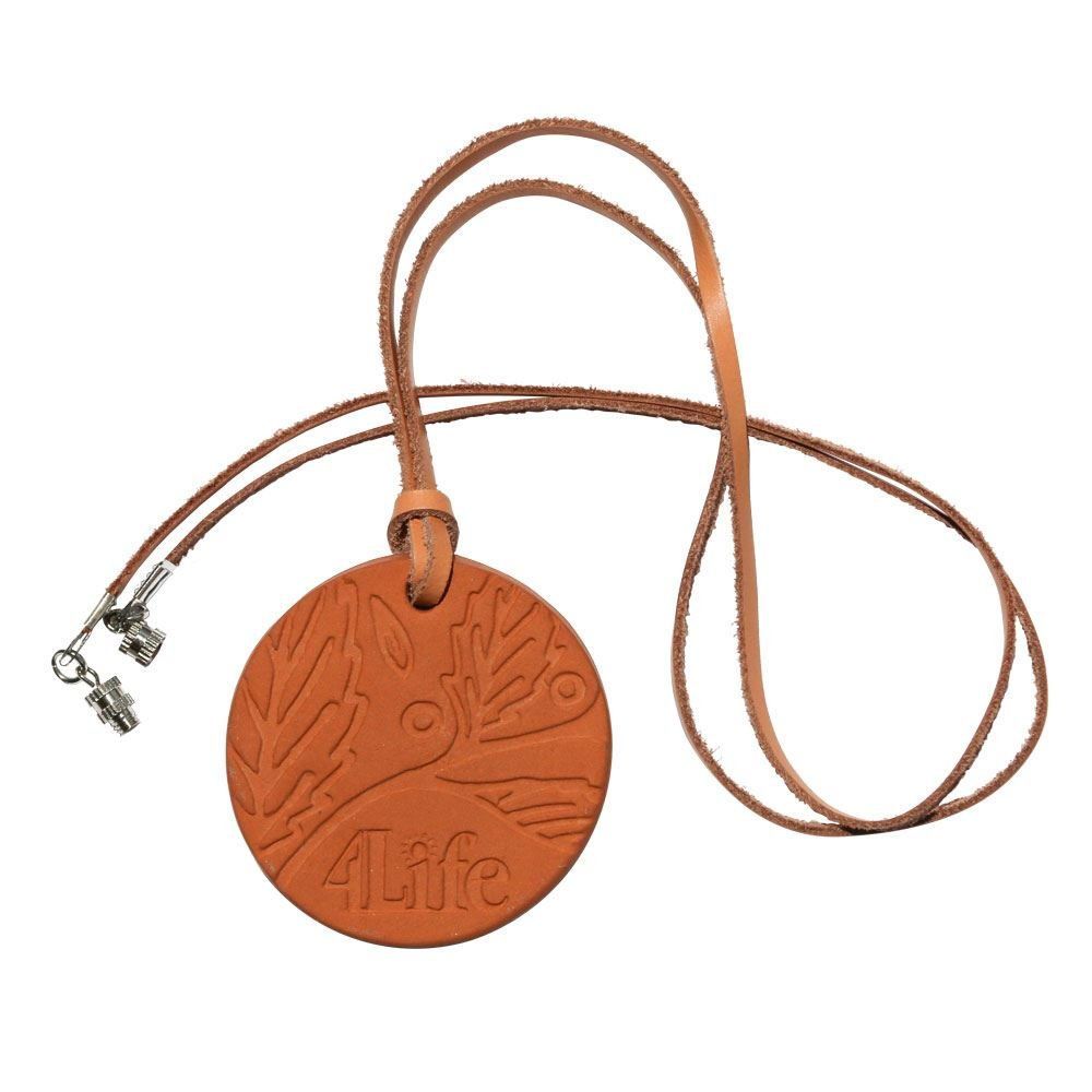 Terra Cotta Diffuser Necklace