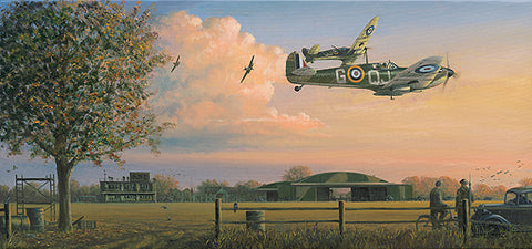 """Return of the Few"" by Philip West"