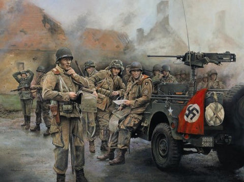 """Easy Company-Moving On"" by Chris Collingwood"