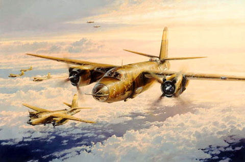 """Marauder Mission"" by Robert Taylor"