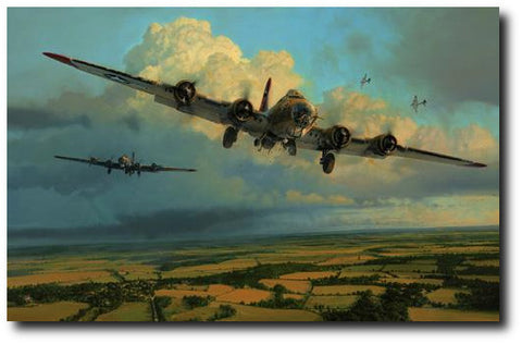 """Thunderheads Over Ridgewell"" by Robert Taylor"