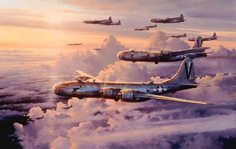 """Valor in the Pacific"" by Robert Taylor"