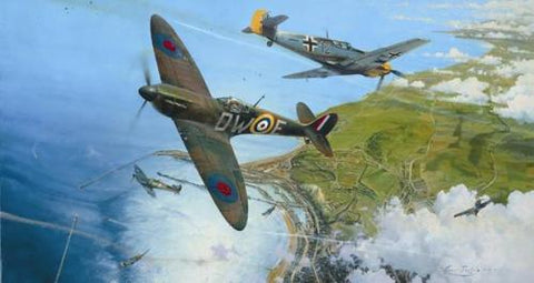 """The Battle For Britain"" by Robert Taylor"