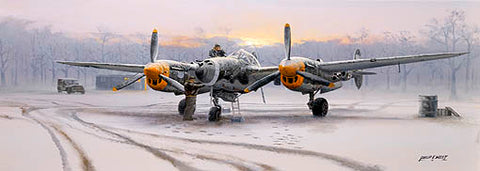 """Winter of 44"" by Philip West"