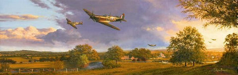 """Young Guns-Summer of 1940"" by Stephen Brown"