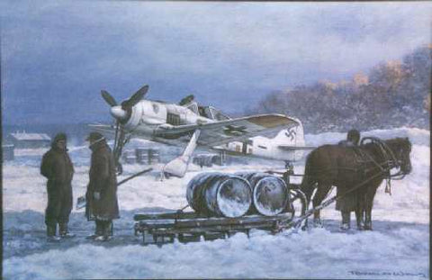 """AGAINST 'GENERAL WINTER'""by RONALD WONG"