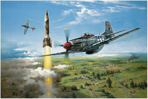 """Rocket Hunters"" by Heinz Krebs"