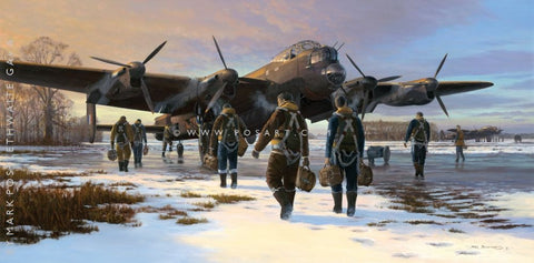 """THE VETERANS"" by MARK POSTLETHWAITE"