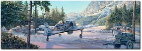 """The Winter War Wolves"" by Rick Herter"