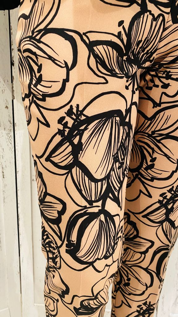 PANTALONI FLOWER BY BLUE JOINT