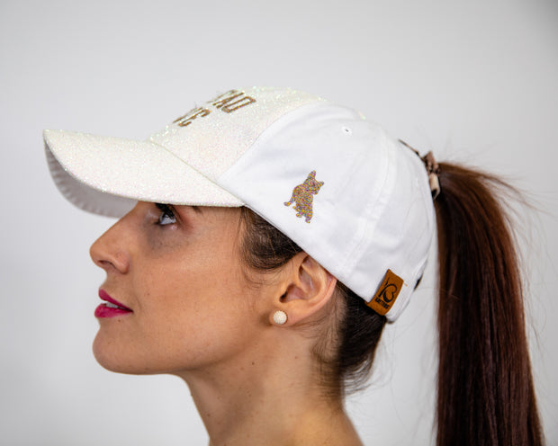 Unicorn Glam Pony Hat