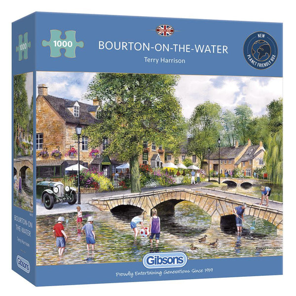 Bourton on the Water - 1000 piece puzzle