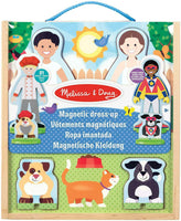 Melissa & Doug - Occupations Magnetic Dress Up