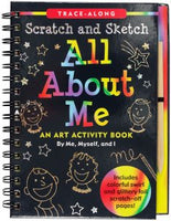 Scratch & Sketch - All About Me
