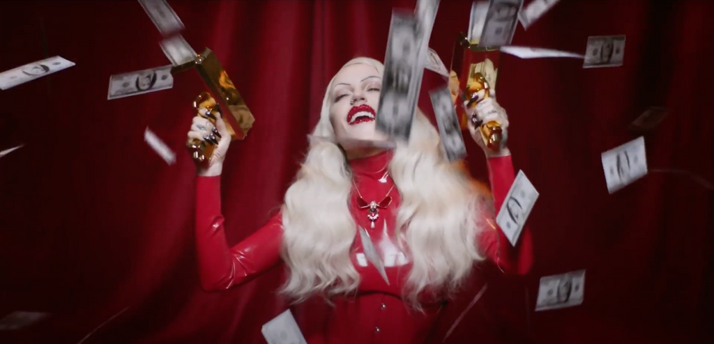 Brooke Candy Wears House of Harlot Latex in her Jawdropping Video for Honey Pussy!