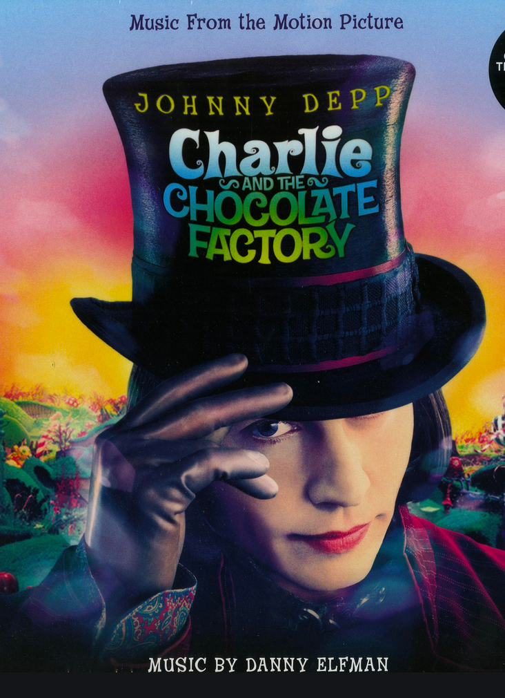 Johnny Depp wear House of Harlot Latex Gloves as Willy Wonka in Charlie and the Chocolate Factory!
