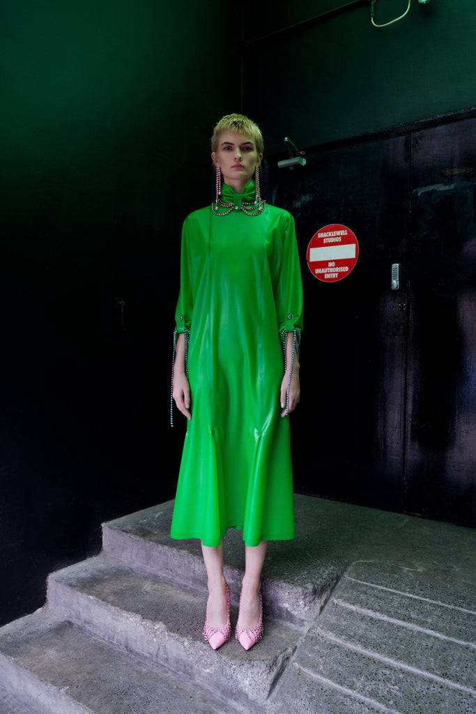 House of Harlot Creates Latex for Christopher Kane Pre-Fall 2019 Collection!