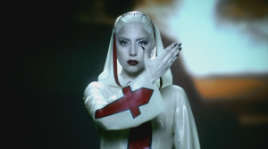 "Lady GAGA Wears House of Harlot in new ""Alejandro"" Video!"