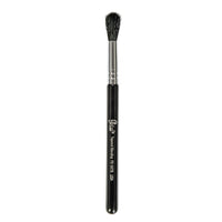 Petal Beauty Eye Round Tapered Blending Travel makeup Brush - Black