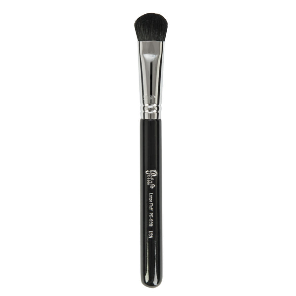 Petal Beauty Eye Large Fluff makeup Brush - Black
