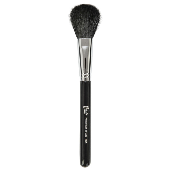 Petal Beauty Face Powder Blush makeup Brush - Black