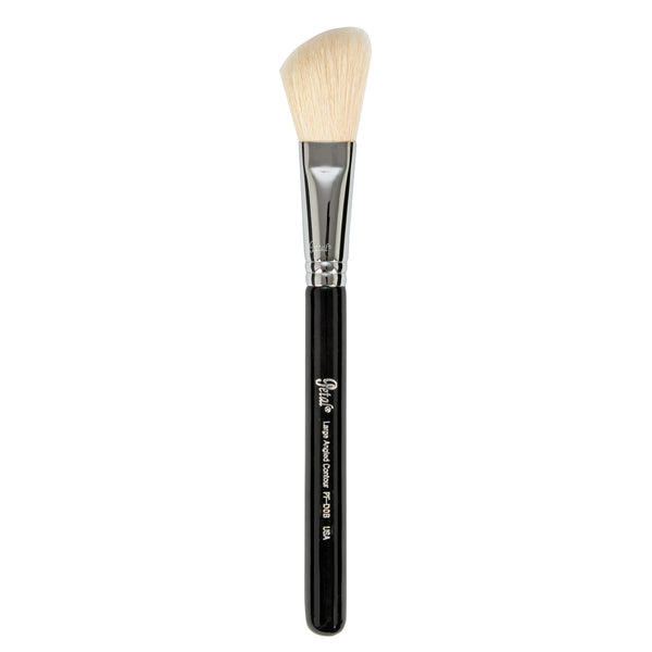 Petal Beauty Face Large Angled Contour makeup Brush - Black
