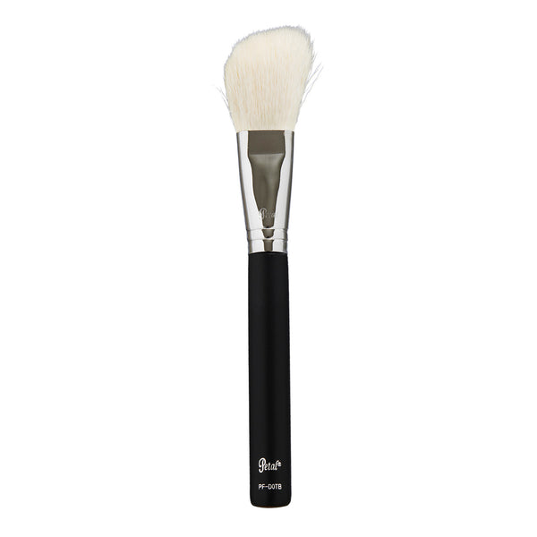 Petal Beauty Face Large Angled Contour Travel makeup Brush - Matte