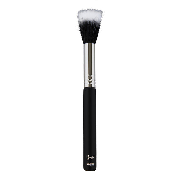 Petal Beauty Face small Duo Fiber Travel-size makeup Brush - Matte