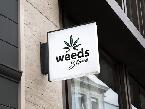 Weeds Store Official Rome
