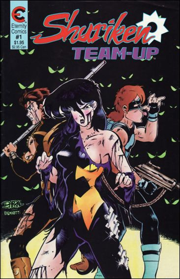 Shuriken Team-Up 01 (1988)