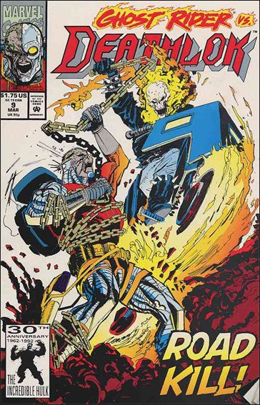 DEATHLOK Vol.1 Lot (Marvel/1991 Series)