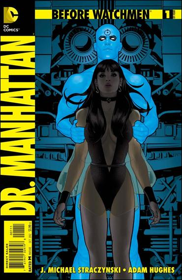 Before Watchmen: Dr. Manhattan 01